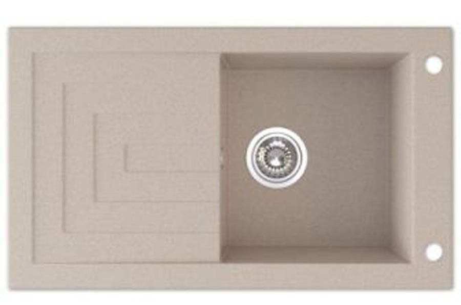 granit sp le k chensp le k chen becken sp lbecken granitsp le einbausp le 78x46 5907791121752 ebay. Black Bedroom Furniture Sets. Home Design Ideas