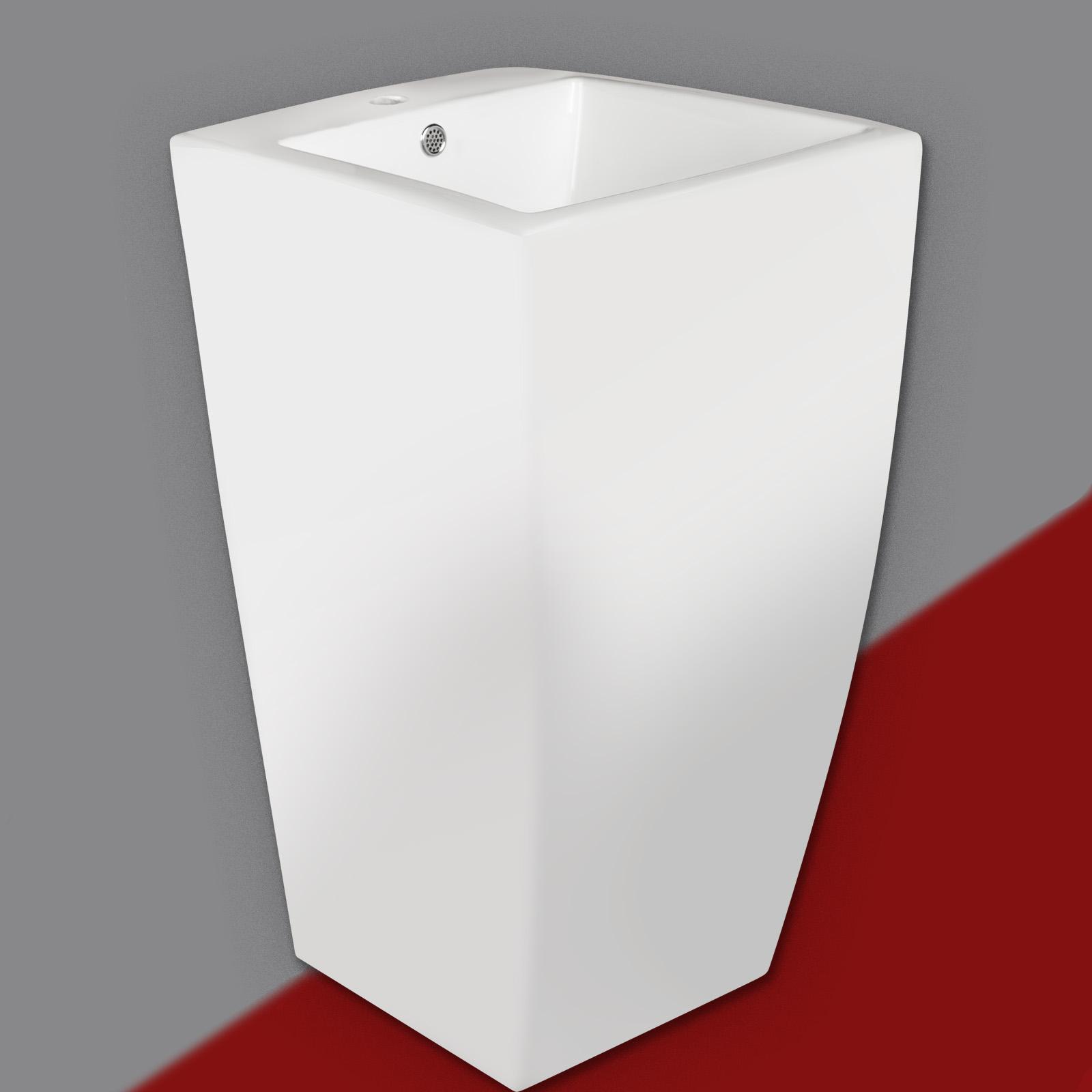 design waschbecken stand waschtisch standwaschbecken waschtischs ule s ule keram ebay. Black Bedroom Furniture Sets. Home Design Ideas