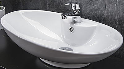 keramik waschschale aufsatzwaschbecken waschtisch waschplatz badezimmer badm be ebay. Black Bedroom Furniture Sets. Home Design Ideas