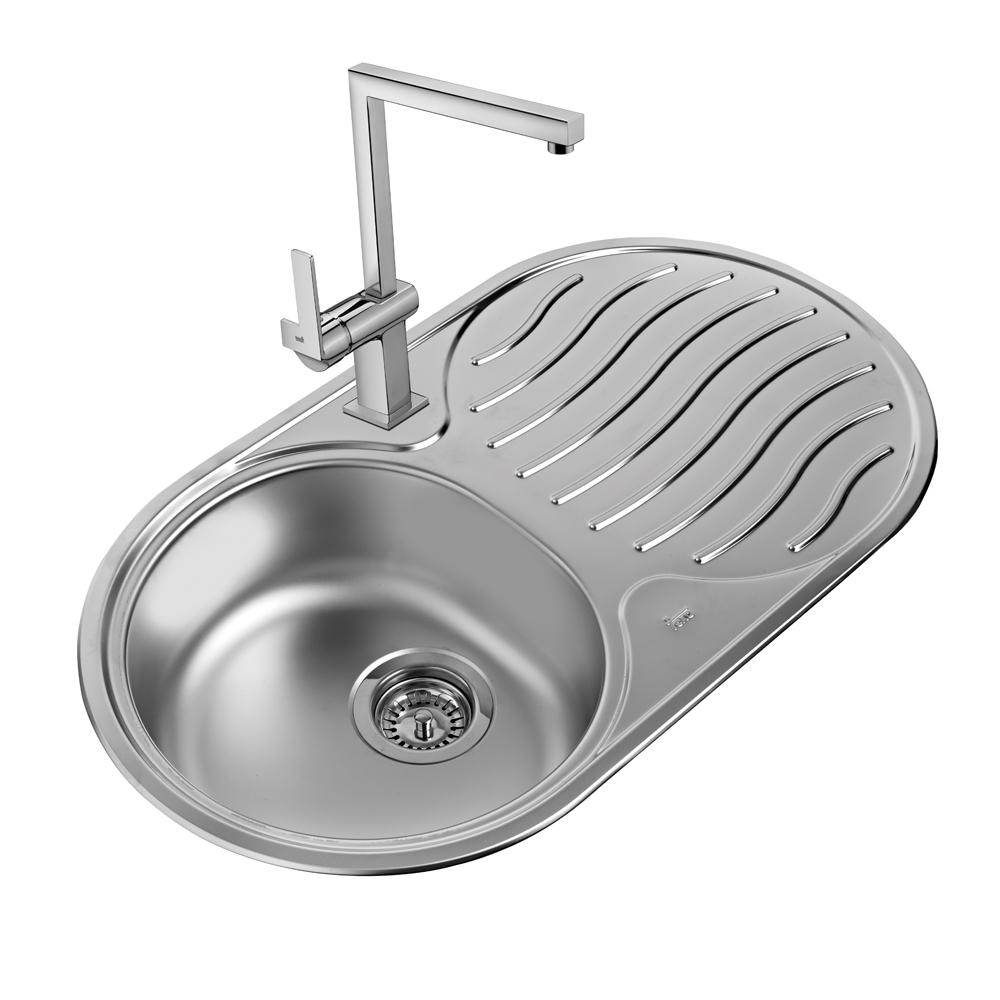 Teka Edelstahl Küchenspüle Einbauspüle Küchen Spüle Spülbecken ...