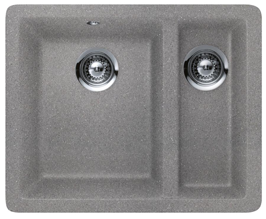 Teka granito lavabo fregadero cocina de fa aluminio ebay for Fregaderos de aluminio