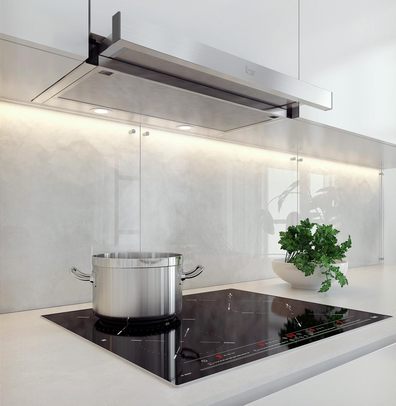 teka hochleistungs edelstahl einbau dunstabzugshaube abzugshaube 694 m3 h esse ebay. Black Bedroom Furniture Sets. Home Design Ideas