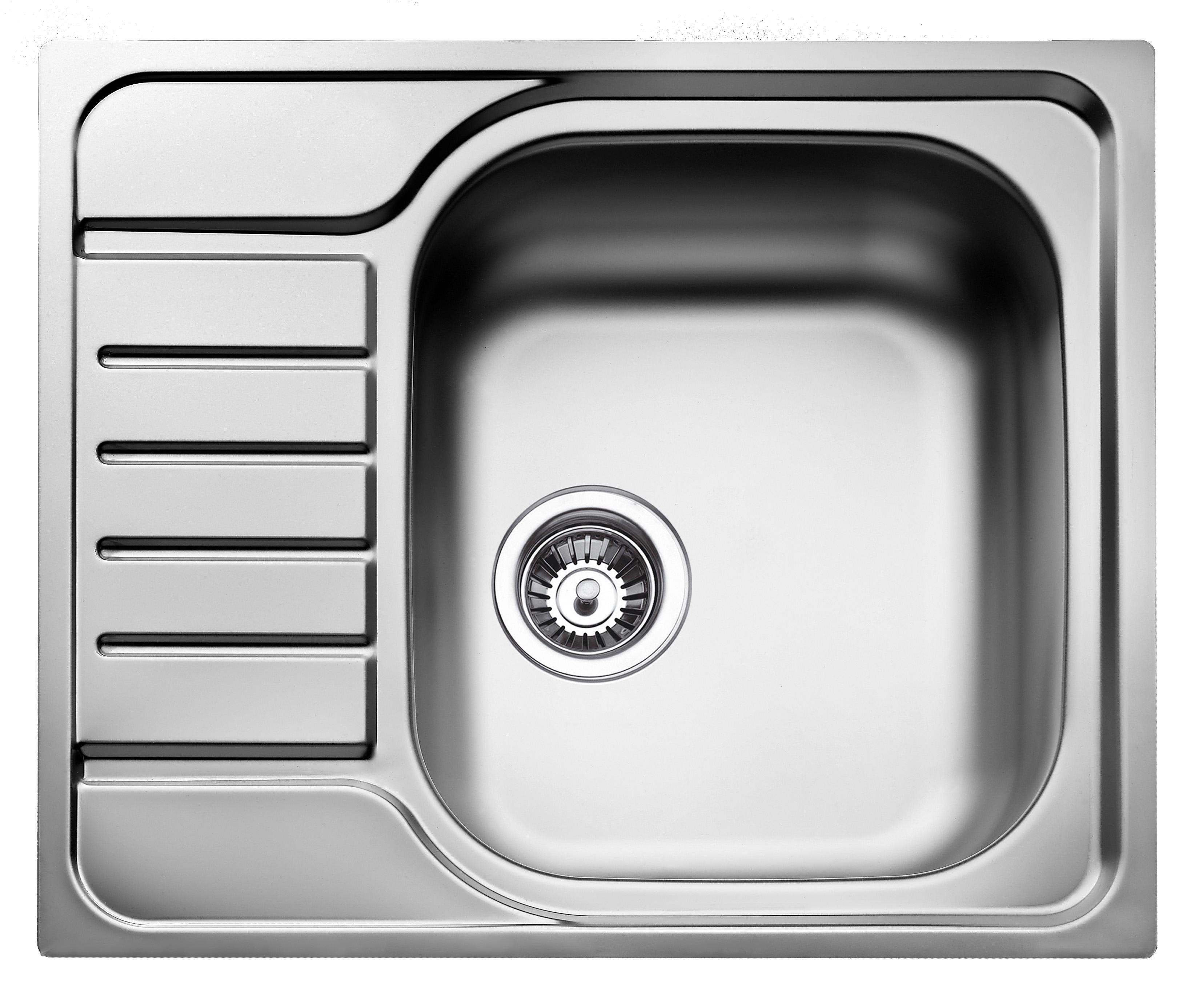 Teka E 50 1C MTX Edelstahl Spüle Küchenspüle Einbauspüle Spülbecken ...