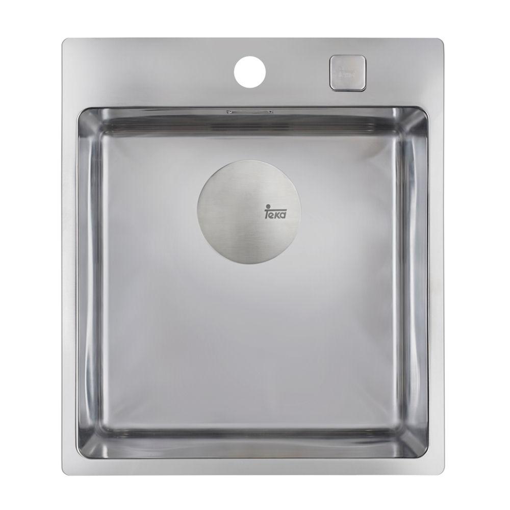 Teka Forlinea 400/400 Edelstahl Poliert Küchenspüle Einbauspüle ...