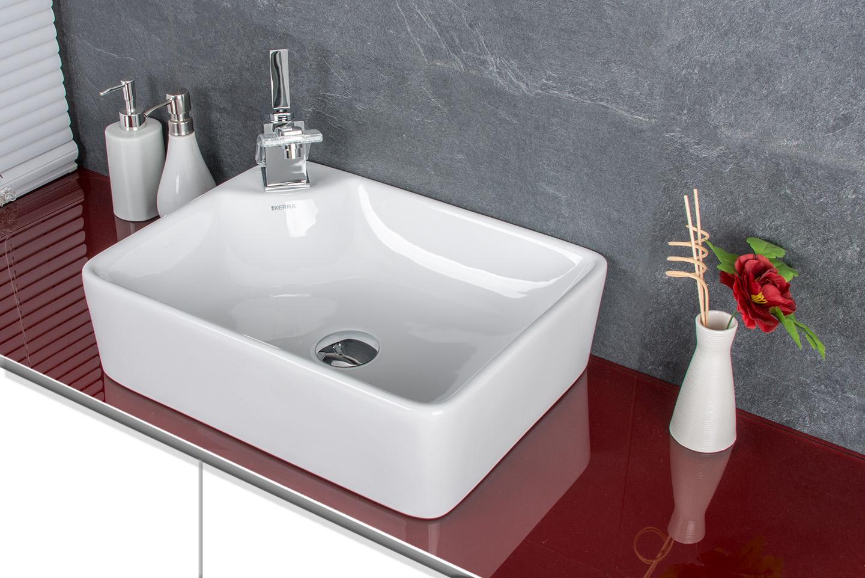 waschbecken handwaschbecken aufsatzwaschbecken waschschale waschtisch gg2006 ebay. Black Bedroom Furniture Sets. Home Design Ideas